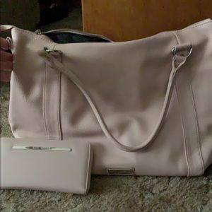 Purse and matching wallet